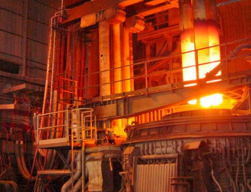 Electric arc furnace and ladle furnace installations